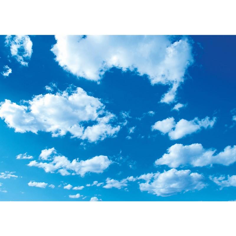 vlies fototapete no 2750 vliestapete liwwing r himmel tapete wolken natur blau. Black Bedroom Furniture Sets. Home Design Ideas