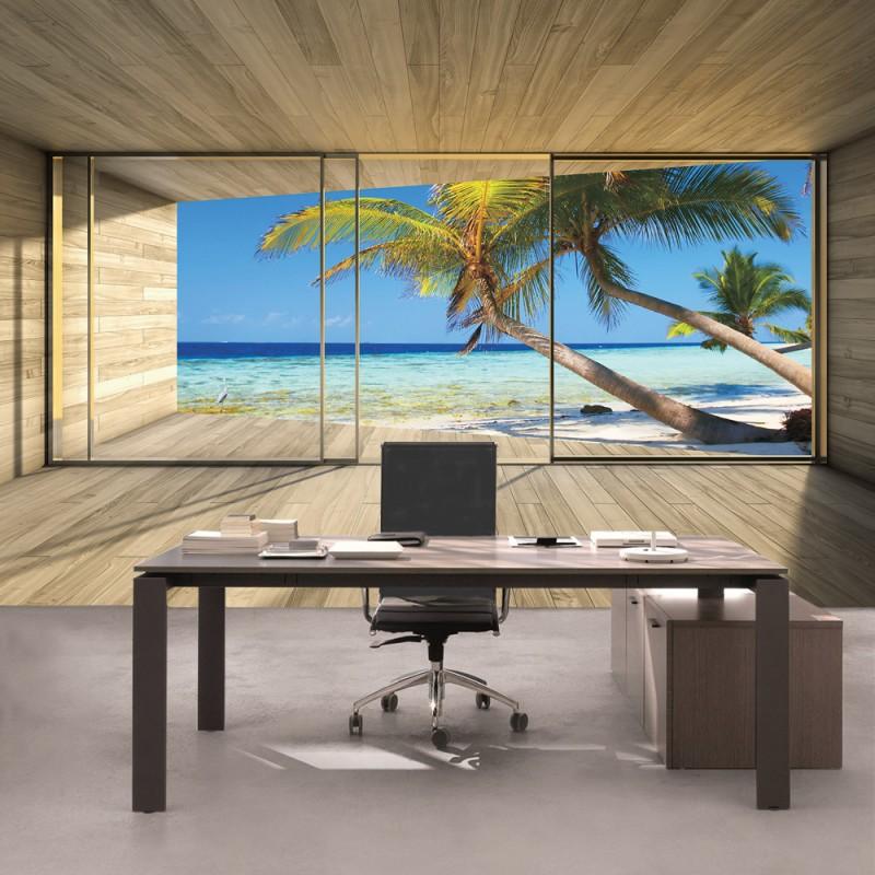 vlies fototapete no 2800 vliestapete liwwing r meer. Black Bedroom Furniture Sets. Home Design Ideas