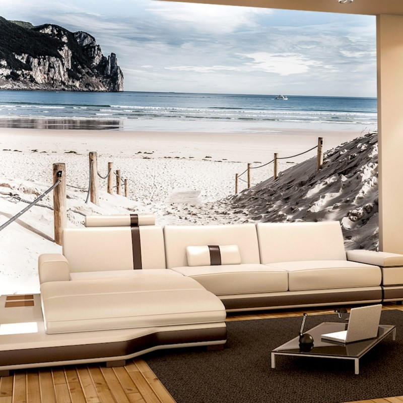 vlies fototapete no 2837 vliestapete liwwing r strand. Black Bedroom Furniture Sets. Home Design Ideas