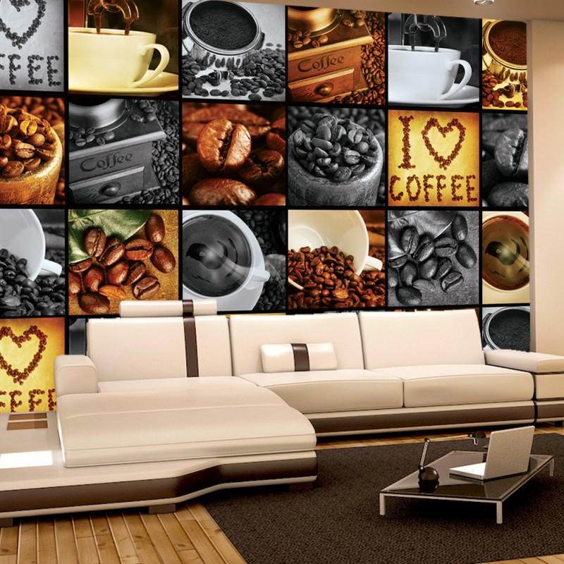vlies fototapete no 2920 vliestapete liwwing r kaffee. Black Bedroom Furniture Sets. Home Design Ideas
