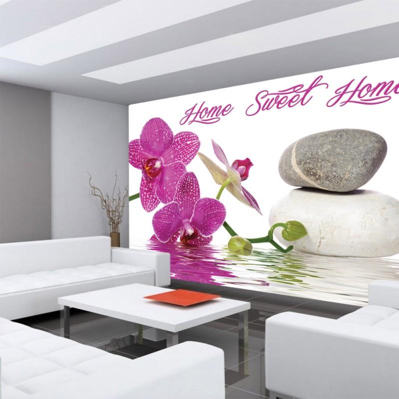 Wellness steine wallpaper  Vlies Fototapete no. 3164 | Vliestapete liwwing (R) Wellness ...