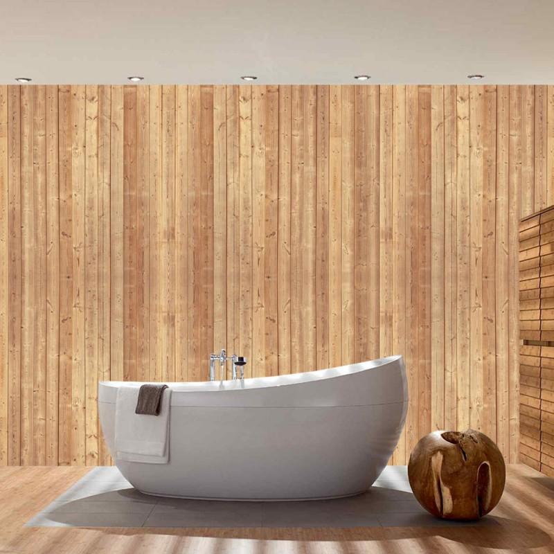 Fototapete holzoptik kreative bilder f r zu hause design for Holz tapete weiay