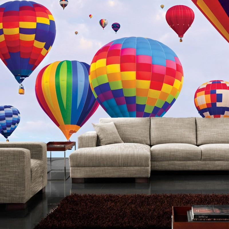 Ungewöhnlich Heißluftballon Färbung Fotos - Dokumentationsvorlage ...