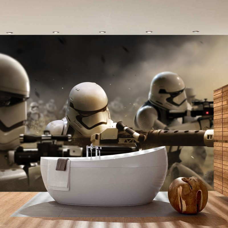 vlies fototapete no 3132 jungen tapete star wars. Black Bedroom Furniture Sets. Home Design Ideas