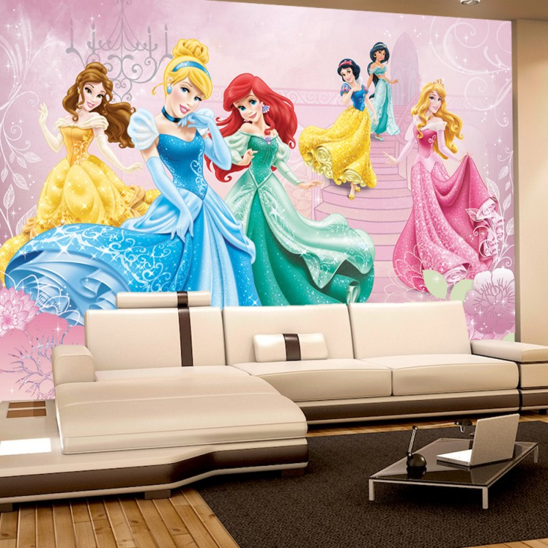 vlies fototapete no 1080 disney tapete disney. Black Bedroom Furniture Sets. Home Design Ideas
