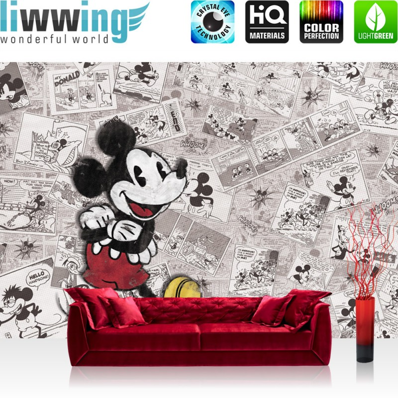 vlies fototapete no 1879 vliestapete liwwing r disney. Black Bedroom Furniture Sets. Home Design Ideas