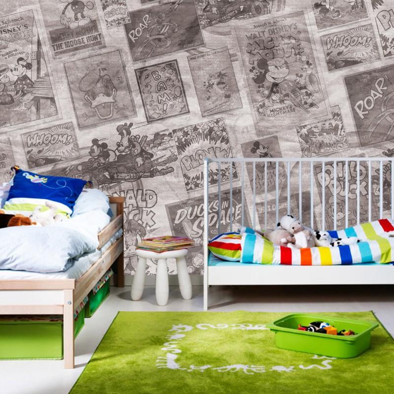 vlies fototapete no 2397 vliestapete liwwing r disney tapete cartoon comic freunde pluto. Black Bedroom Furniture Sets. Home Design Ideas