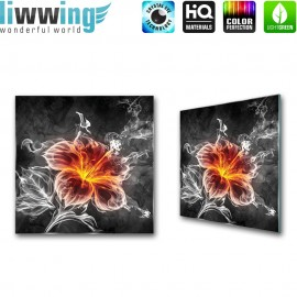 "Glasbild ""no. 0154"" 