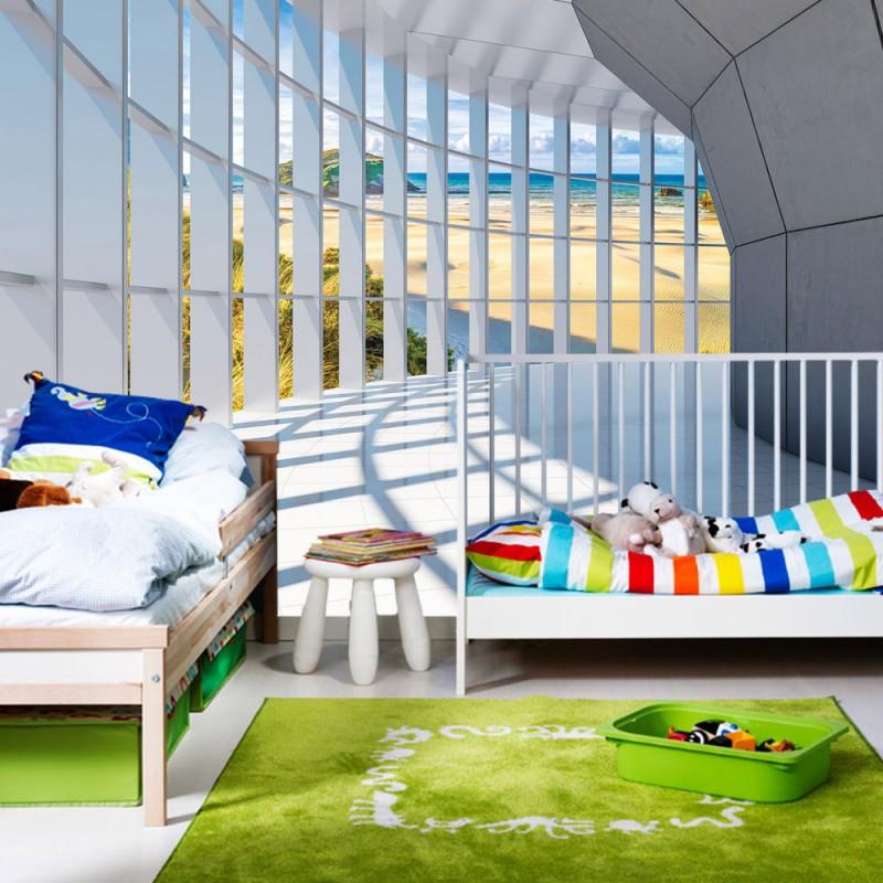 vlies fototapete no 3197 vliestapete liwwing r meer tapete sonnenuntergang palmen s dsee. Black Bedroom Furniture Sets. Home Design Ideas