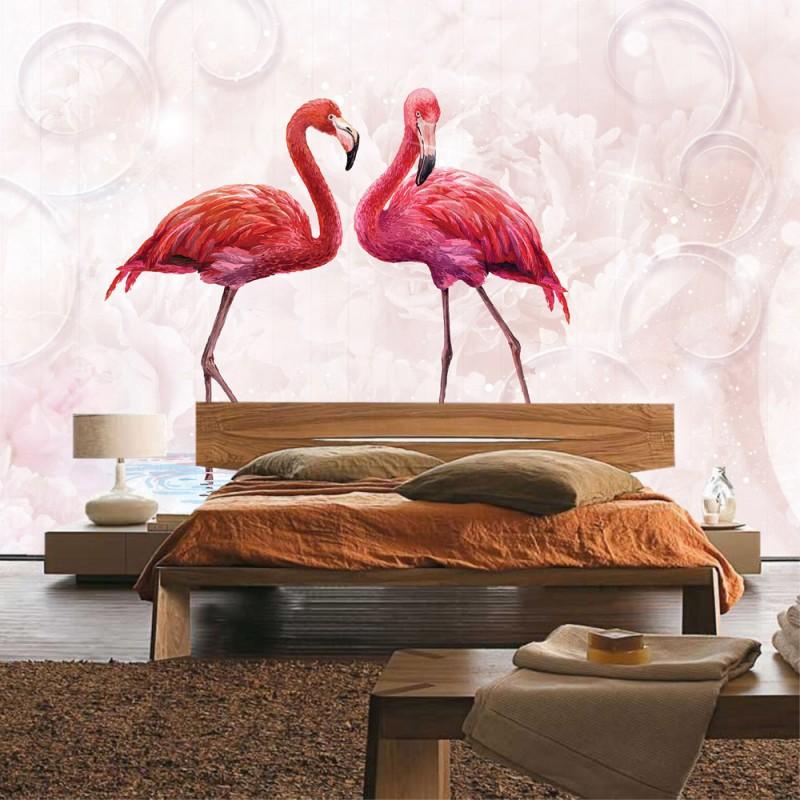 Vlies fototapete no 3261 vliestapete liwwing r tiere for Ornament tapete rosa