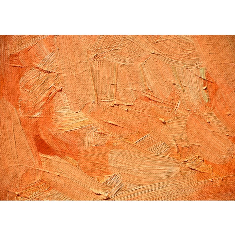 vlies fototapete wall of orange shades kunst tapete. Black Bedroom Furniture Sets. Home Design Ideas