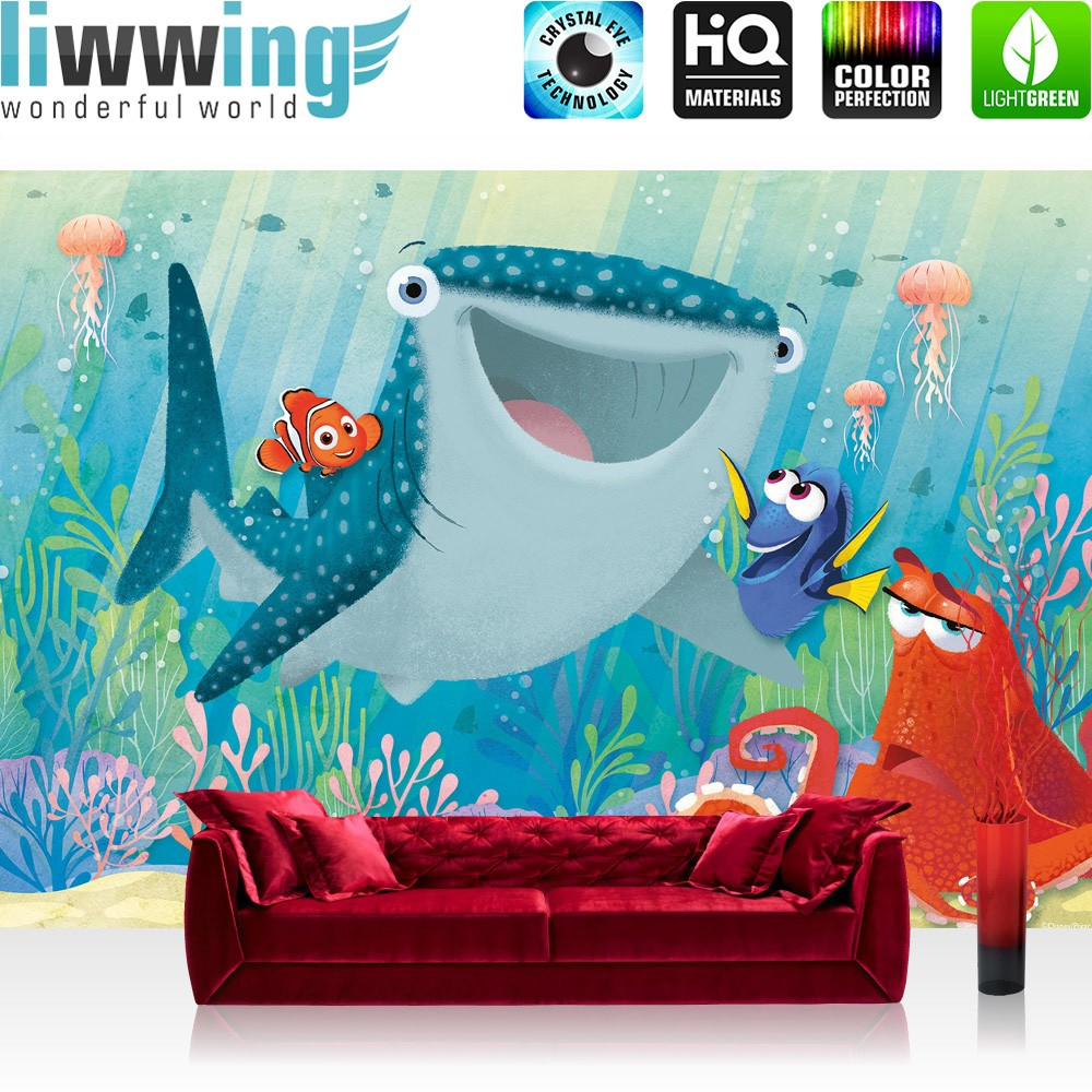 Ausgezeichnet Kinderzimmer Findet Nemo Zeitgenössisch - Die ...
