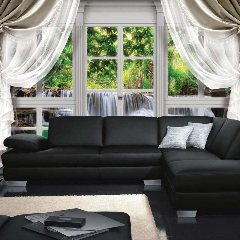 vlies fototapete no 3401 vliestapete liwwing r wald. Black Bedroom Furniture Sets. Home Design Ideas