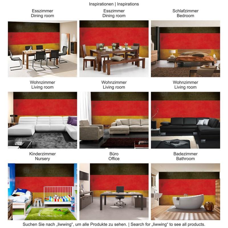Fein Wohnzimmer Rot Gold Ideen - Hauptinnenideen - nanodays.info