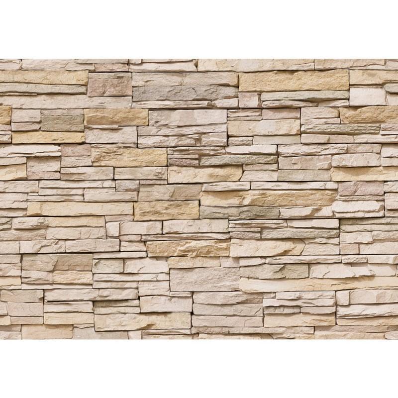 129   Asian Stone Wall   Beige   ENDLOS   Anreihbar ...