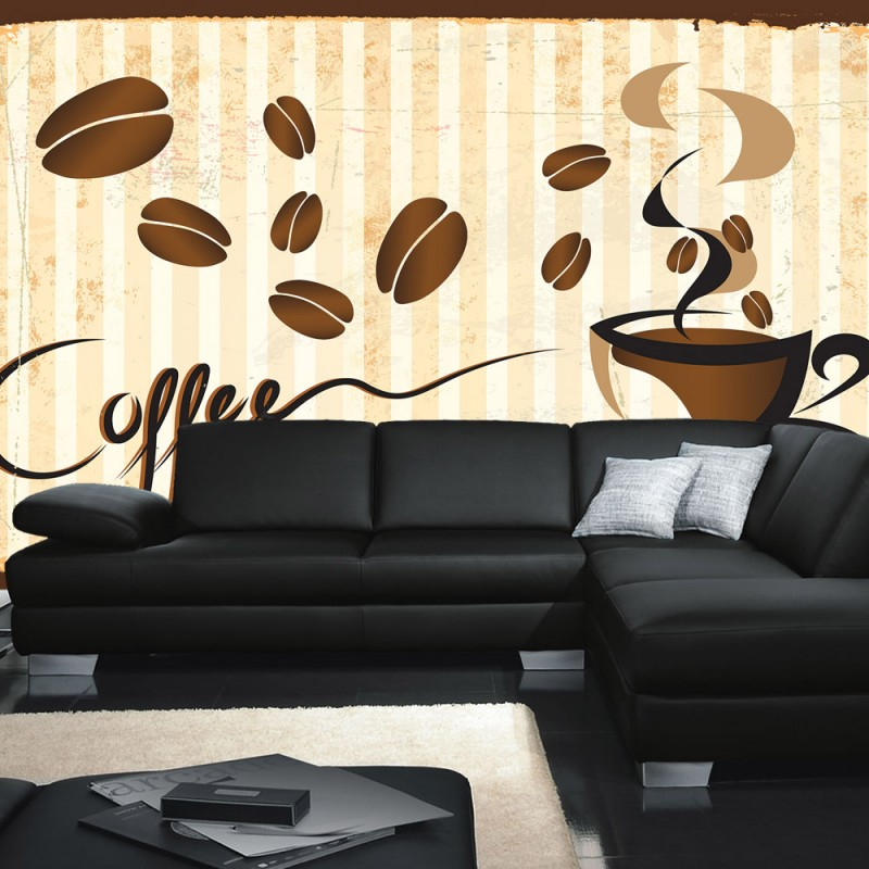 vlies fototapete no 3170 vliestapete liwwing r kaffee. Black Bedroom Furniture Sets. Home Design Ideas