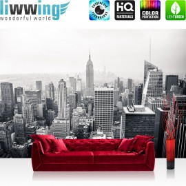 PREMIUM Fototapete - no. 118 | Manhattan Skyline no. 2 | New York City USA Amerika United States
