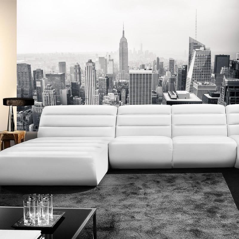 liwwing r marken vlies fototapete manhattan skyline no. Black Bedroom Furniture Sets. Home Design Ideas