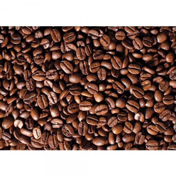 Fototapete Kulinarisches Tapete Kaffee Bohnen braun   no. 521