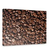 Leinwandbild Kaffee Bohnen | no. 521