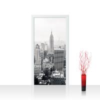 Türtapete - Manhattan Skyline New York City USA Amerika United States   no. 118