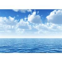 Fototapete Meer Tapete Ozean Meer Wasser See Welle Sturm Blau Türkis blau | no. 152