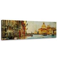 Leinwandbild Venedig Kanal Italien Stadt Wasser | no. 228