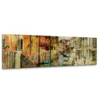 Leinwandbild Venedig Italien Romantisch Gebäude | no. 257