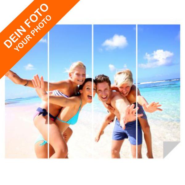 Fototapete Wunschmotiv o. eigenes Foto | Maßanfertigung | Vlies PREMIUM PLUS HiQ | Dein Foto Urlaubsbild als Poster Tapete selbst gestalten