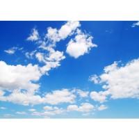 Fototapete Himmel Tapete Himmel Wolken Blau Romantisch Urlaub blau | no. 154