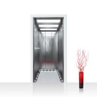 Türtapete - Sonstiges Aufzug Lift Fahrstuhl | no. 4294