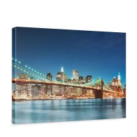 Leinwandbild New York City USA Amerika Empire State Building Big Apple | no. 179