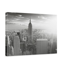 Leinwandbild Manhattan Skyline New York City USA Amerika Empire State Building | no. 15