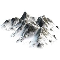 Fototapete Berge Tapete Hochgebirge, Gebirge, Alpen, Himalaya, Schnee weiß | no. 3403