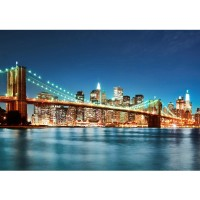 Fototapete New York Tapete New York City USA Amerika Empire State Building Big Apple bunt | no. 179