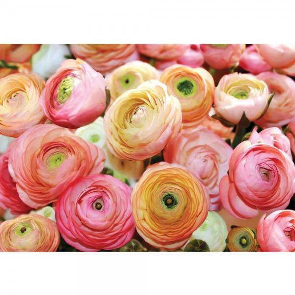 Fototapete Blumen Tapete Blumen Blüte Pflanzen pink | no. 678