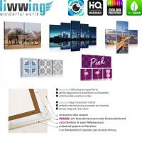 liwwing Marken Leinwandbild Set - IHR FOTO ALS LEINWANDBILD | IHR WUNSCHMOTIV - PREMIUM PLUS