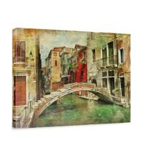 Leinwandbild Great Venice Venedig Kanal Italien | no. 55