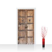 Türtapete - Sonstiges Tür Holz Alt Antik | no. 4252