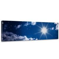Leinwandbild Romantic Stars Sternenhimmel Stars Sterne Leuchtsterne Nachthimmel | no. 23