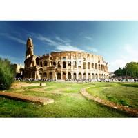 Fototapete Rom Tapete Rom Kolosseum Italien Landschaft Architektur beige | no. 249
